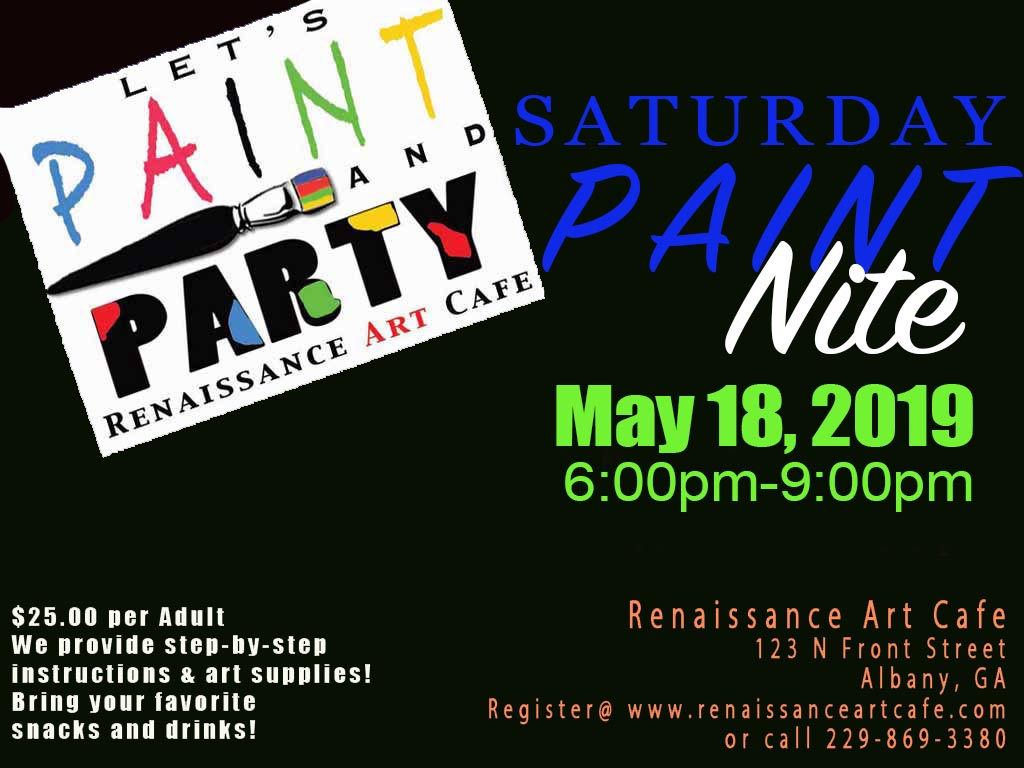 Saturday Paint Nite