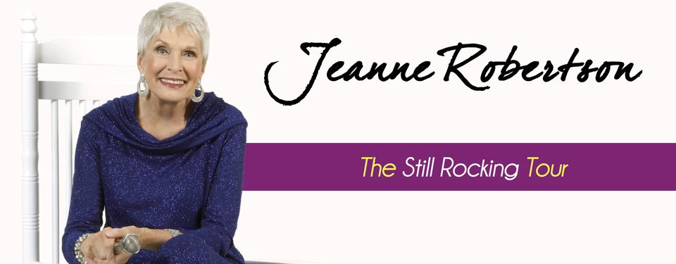 Jeanne Robertson LIVE in Albany