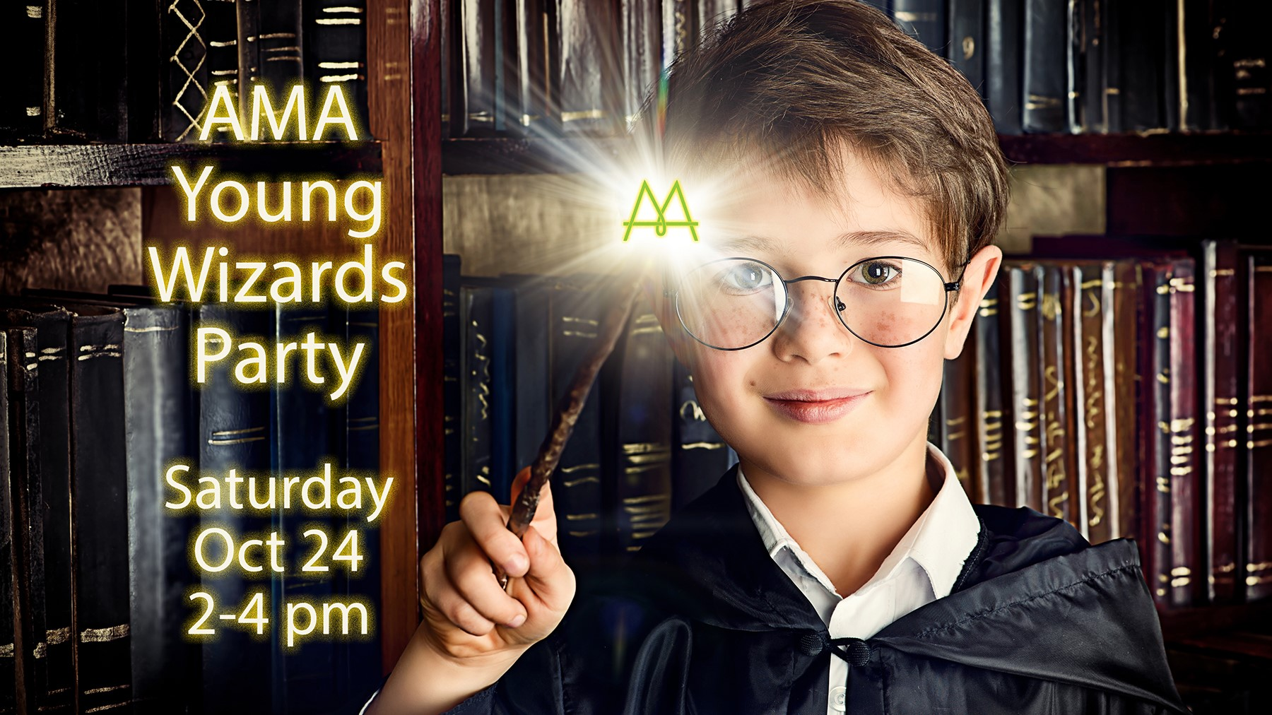 Young Wizards Party at AMA
