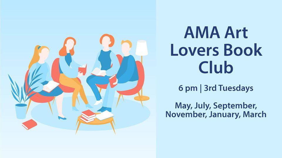 AMA Art Lovers Book Club - Season 2