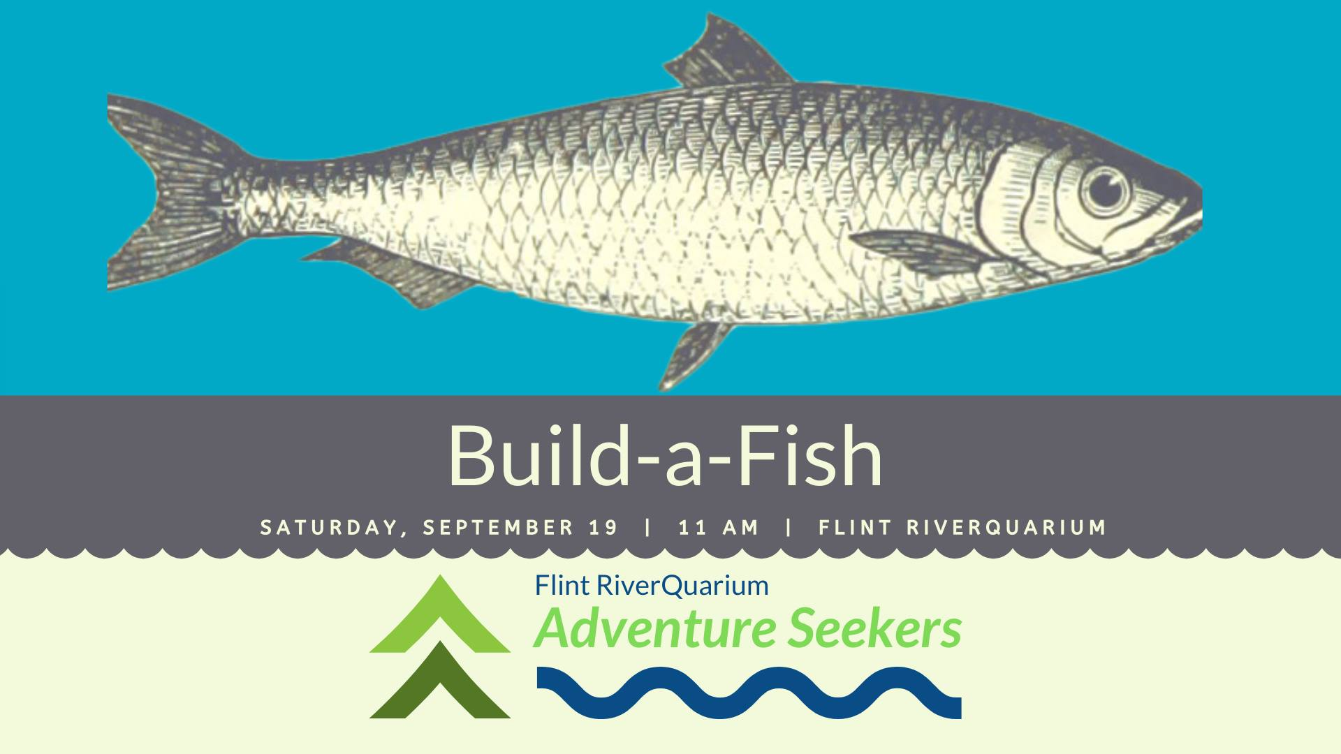 Adventure Seekers: Build-A-Fish