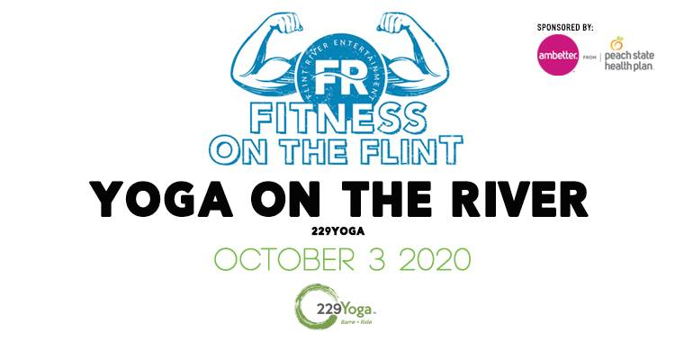 Fitness on the Flint: Yoga on the River