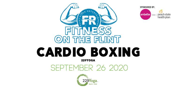 Fitness on the Flint: Cardio Boxing