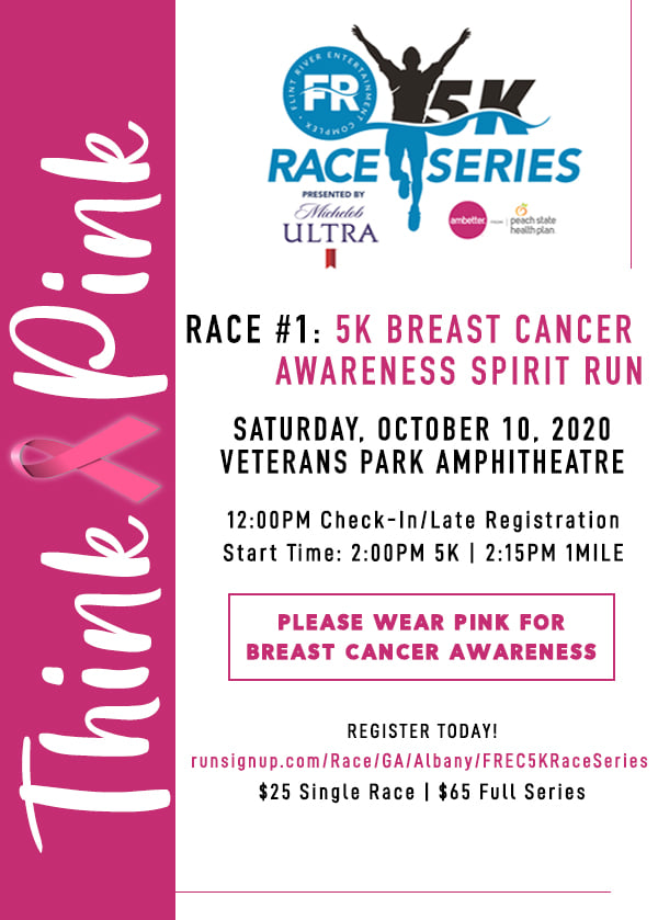 5K Breast Cancer Awareness Spirit Run