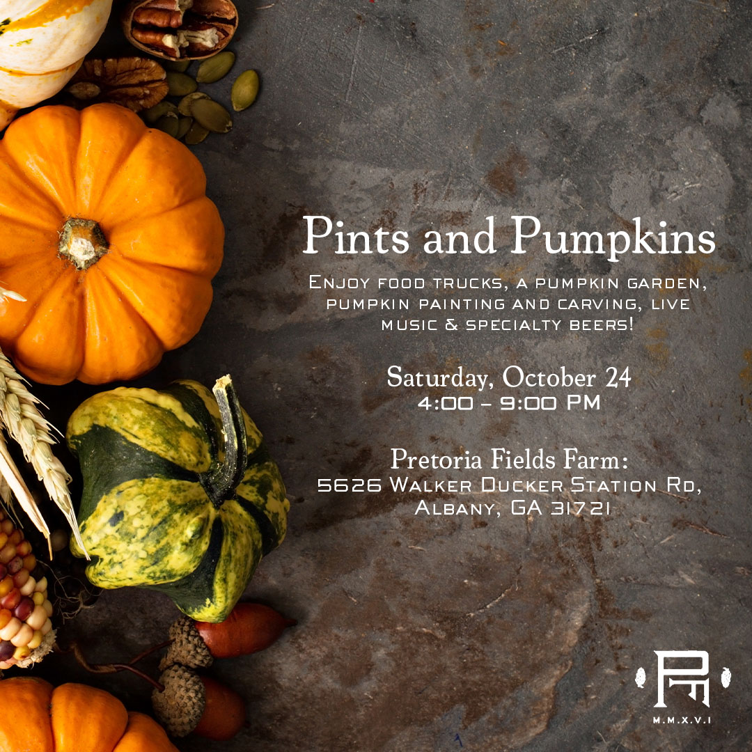Pints and Pumpkins