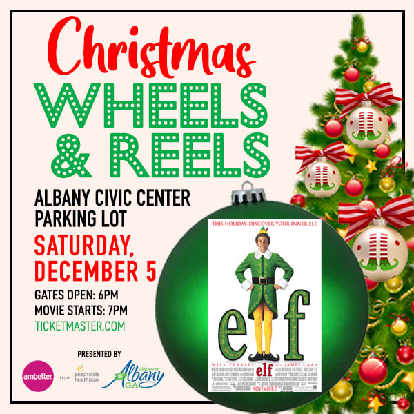 Christmas Wheels and Reels