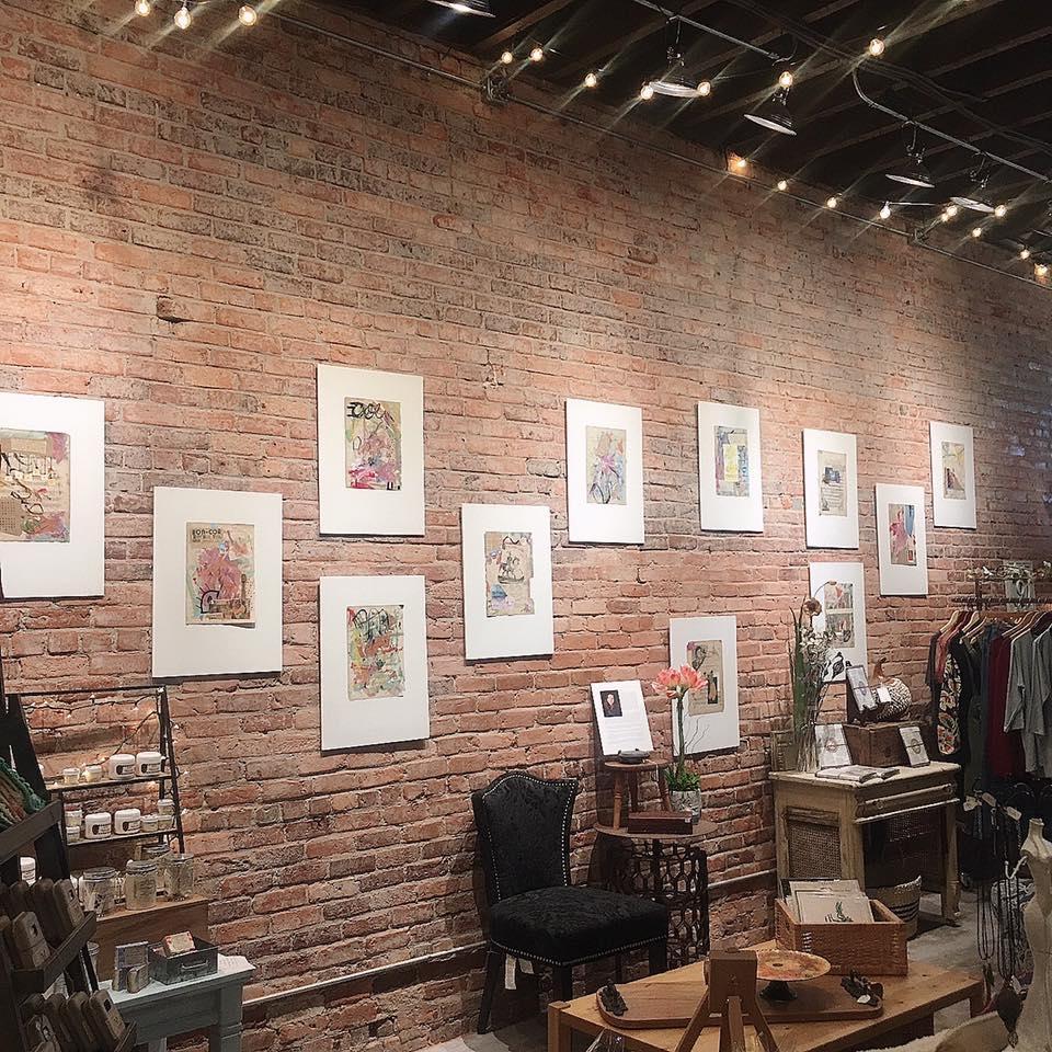 Artist of The Month Cora James Afternoon Tea Meet & Greet