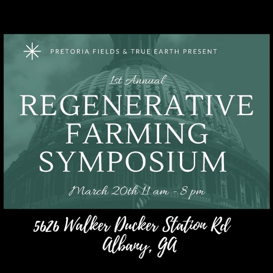 Regenerative Farming Symposium