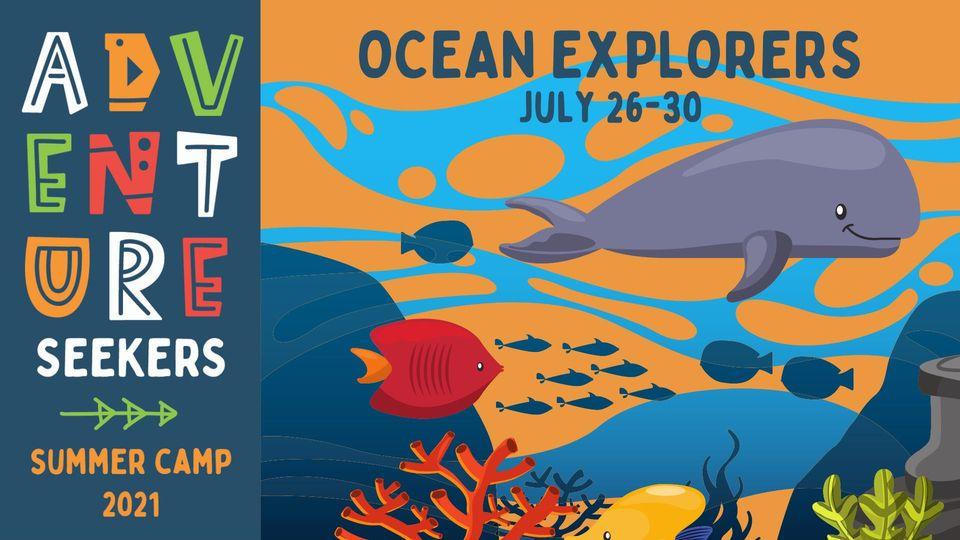 Summer Camp: Ocean Explorers
