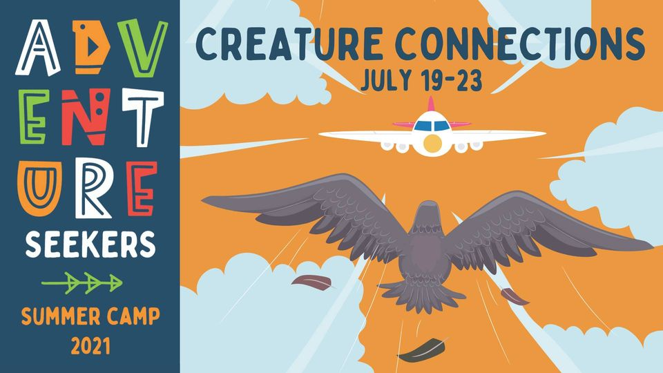 Summer Camp: Creature Connections
