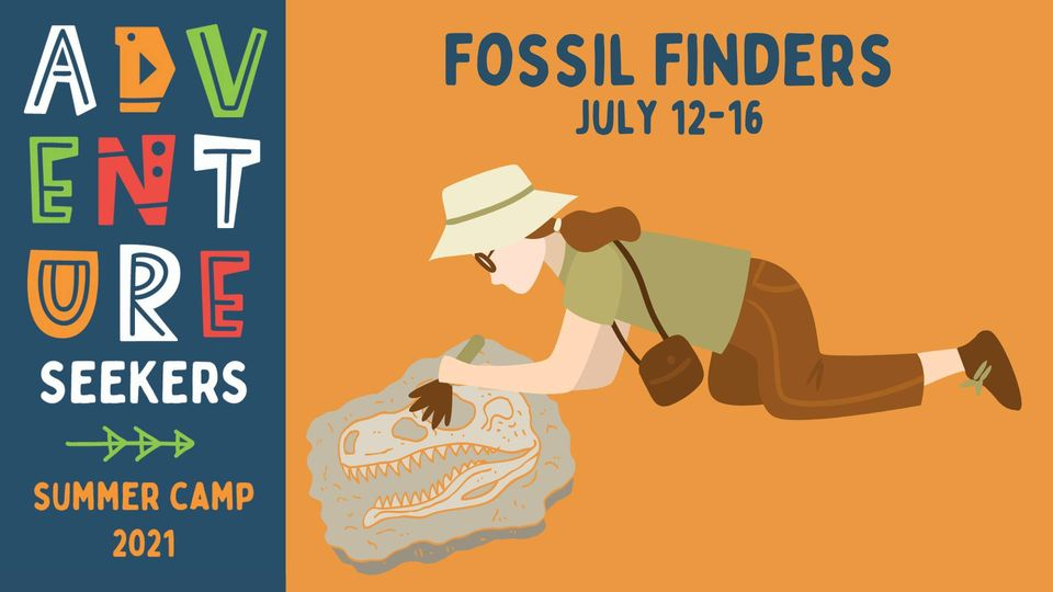 Summer Camp: Fossil Finders