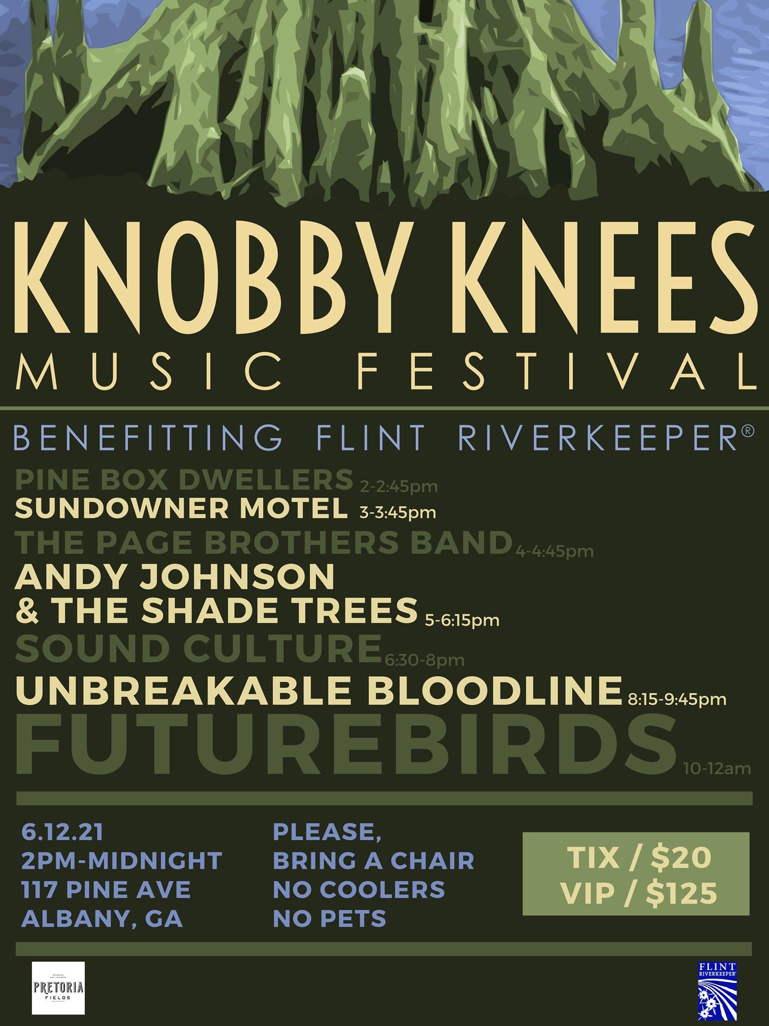 Knobby Knees Music Festival