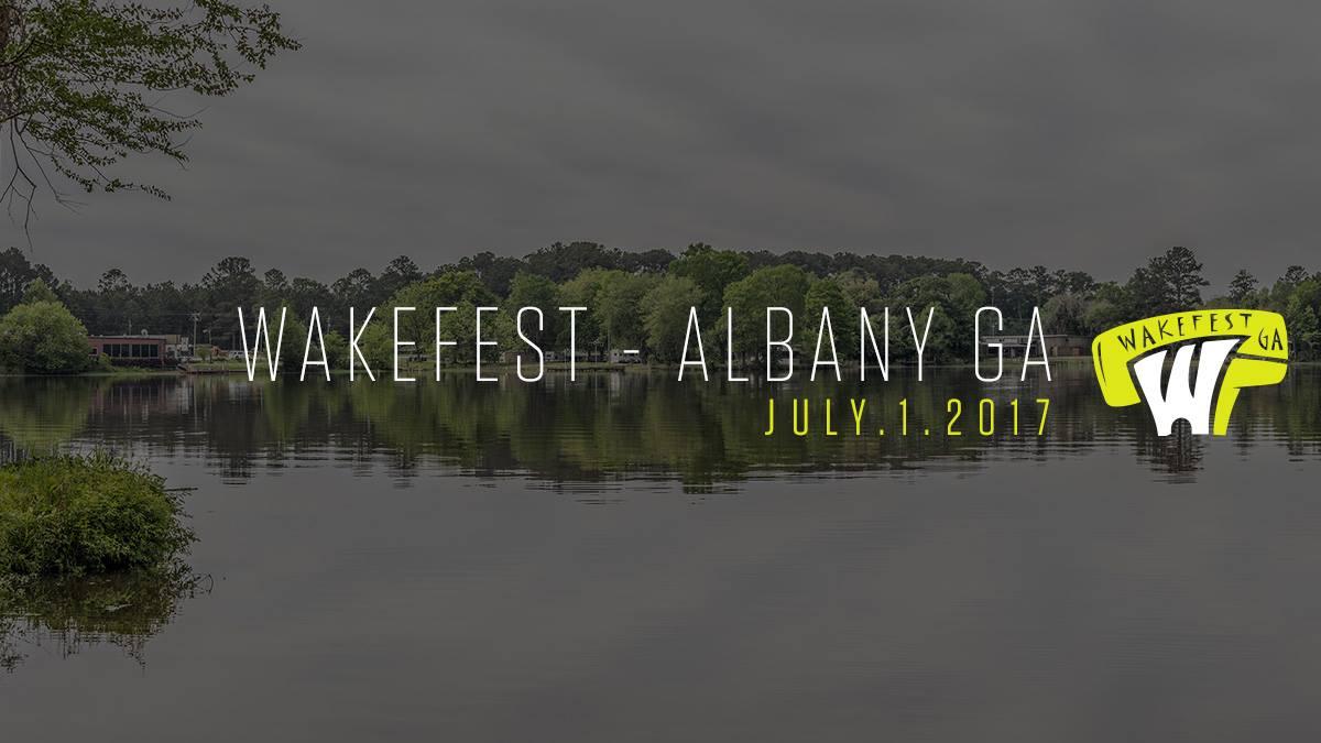Georgia Wake Series Stop 3: Wakefest Albany