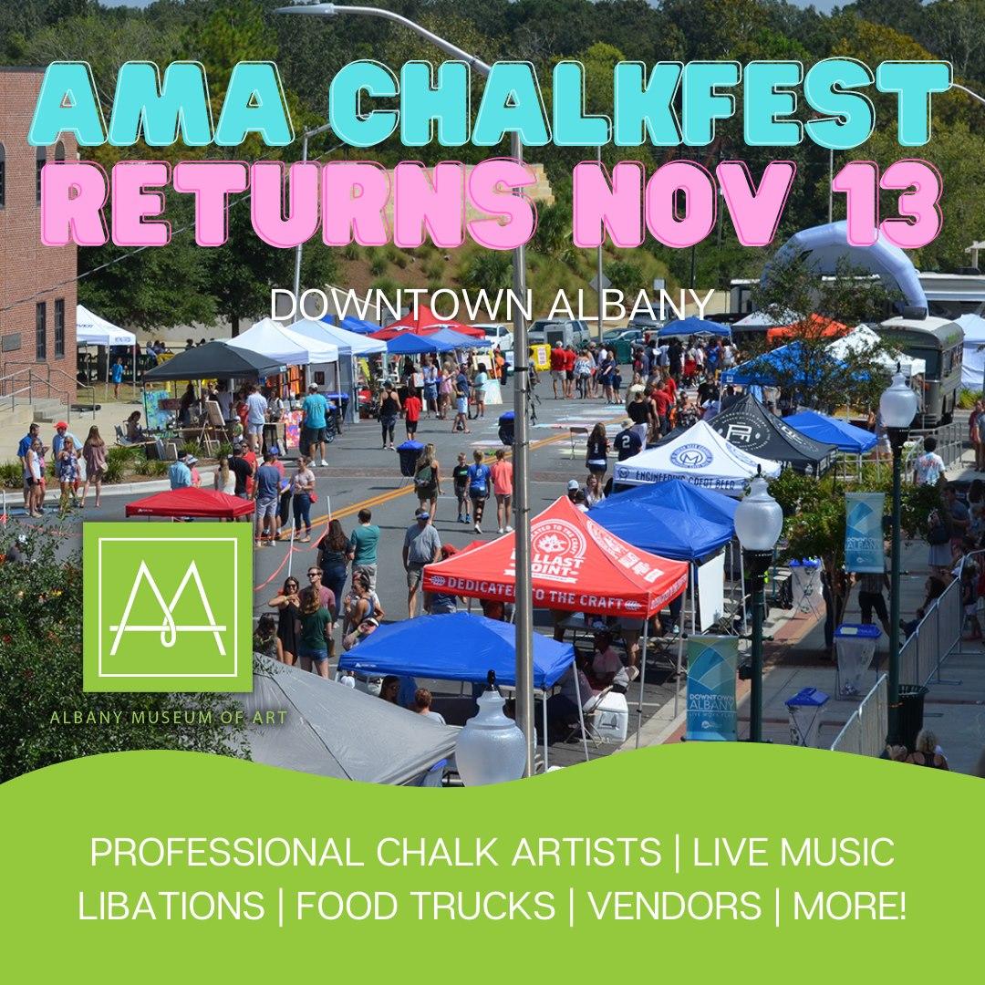 AMA ChalkFest 2021
