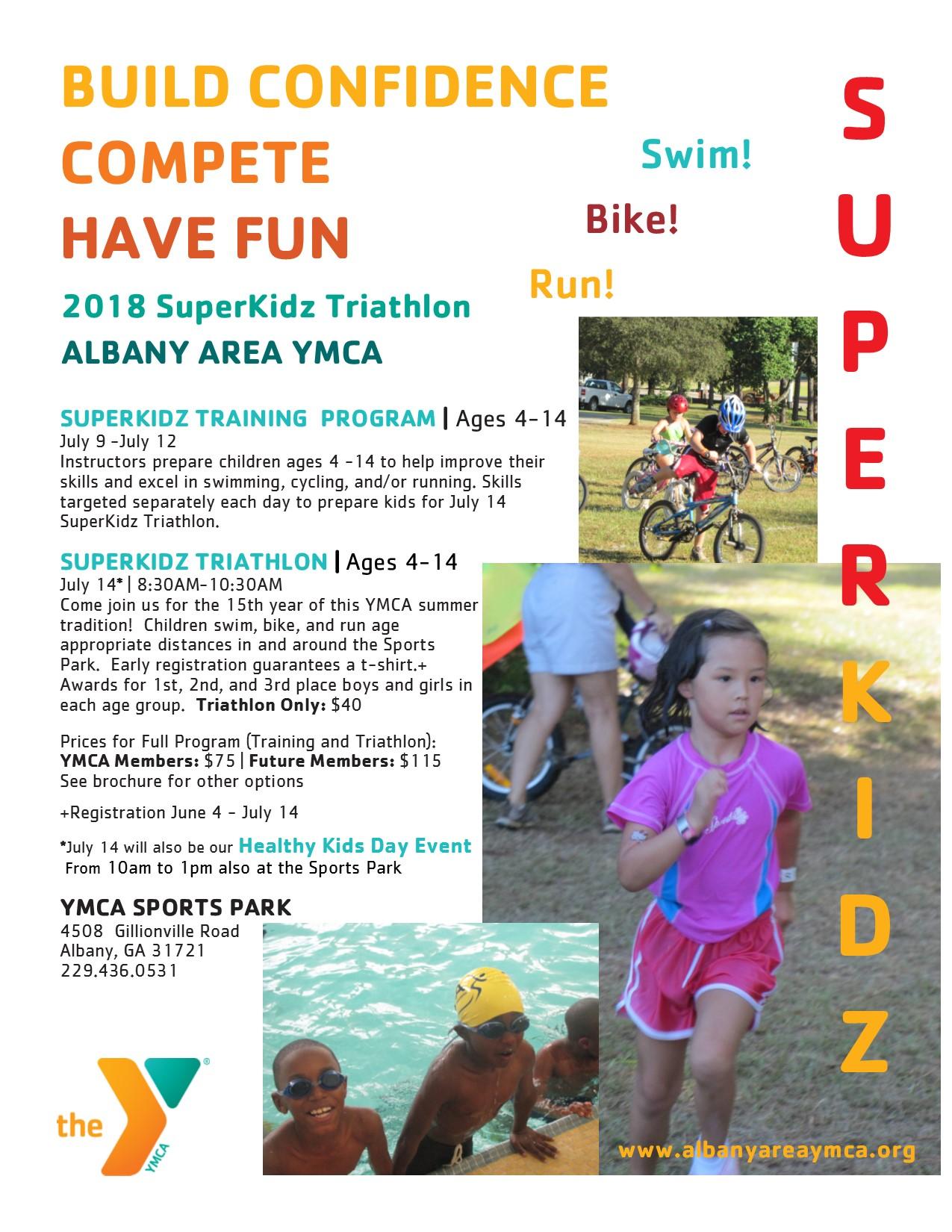 SuperKidz Triathlon