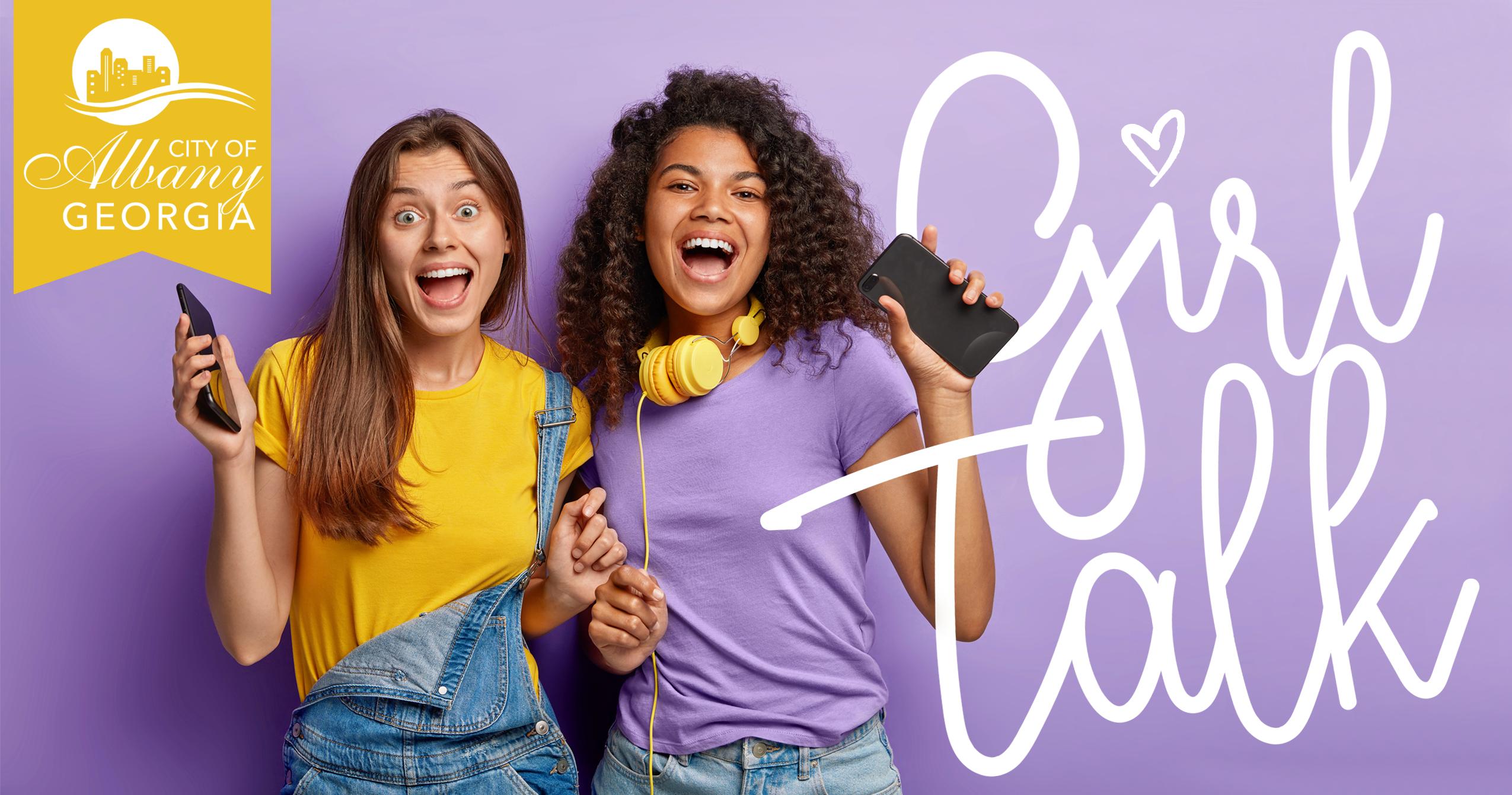 2021 Girl Talk Workshops