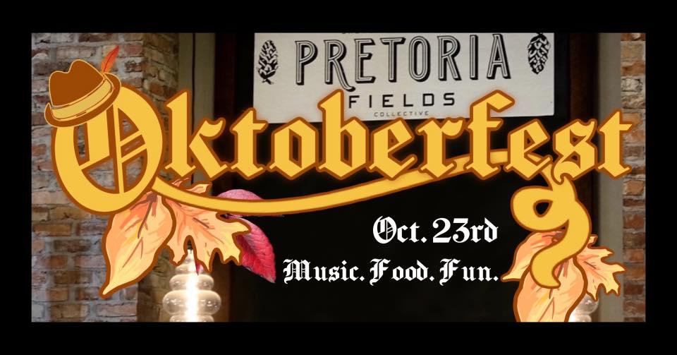 Oktoberfest at Pretoria Fields