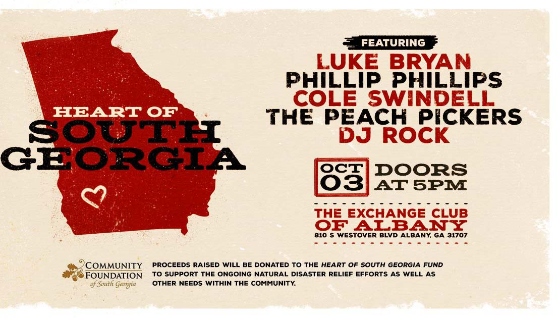 Heart of South Georgia Concert