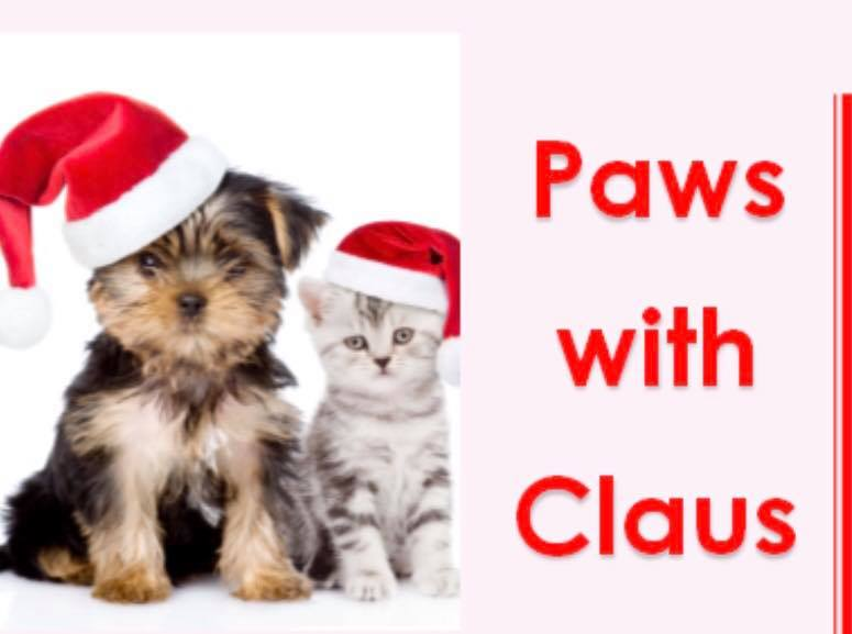 Paws with Claus