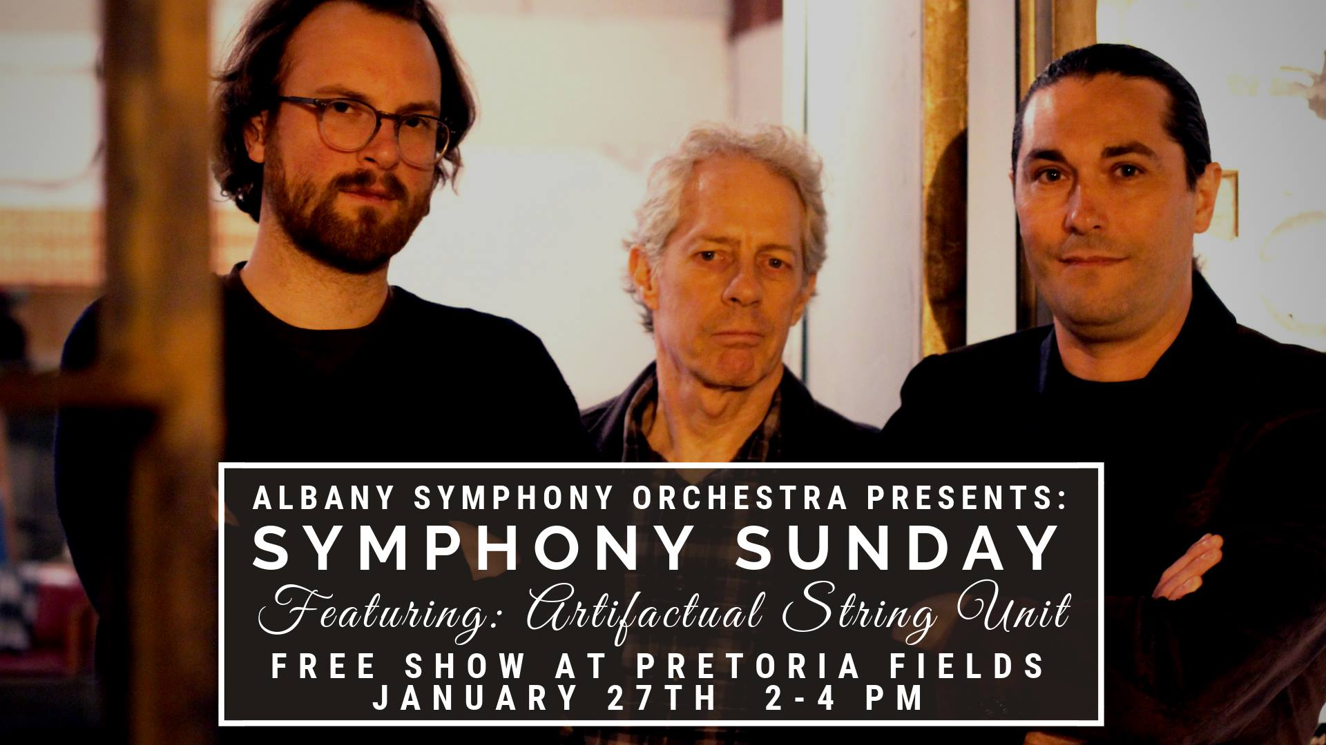 ASO Presents Symphony Sundays at Pretoria Fields