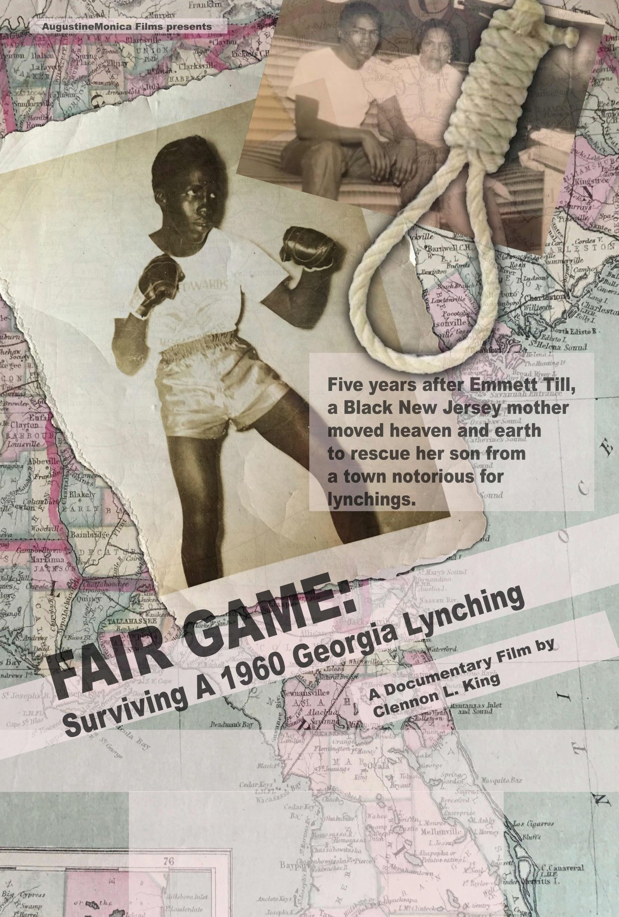 """Fair Game: Surviving a 1960 Georgia Lynching"""
