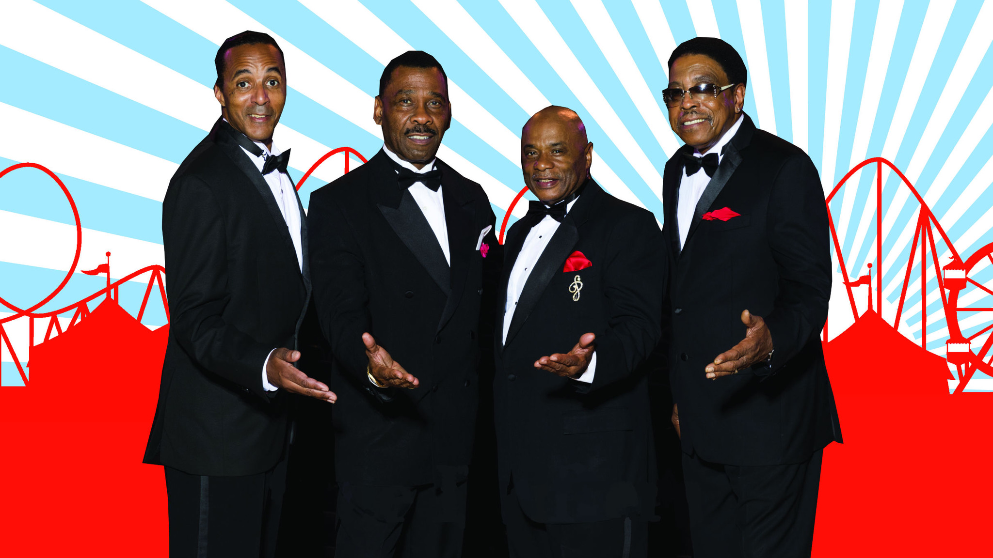 The Drifters, Cornell Gunter's Coasters And Platters