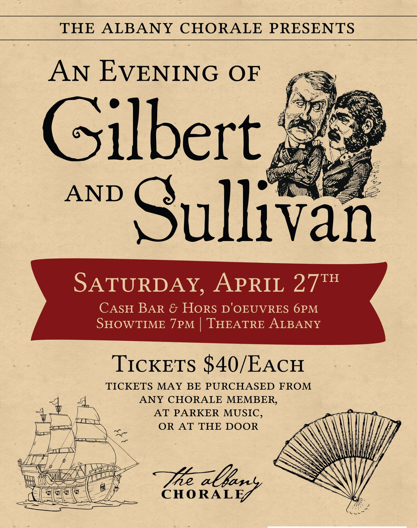 An Evening of Gilbert and Sullivan