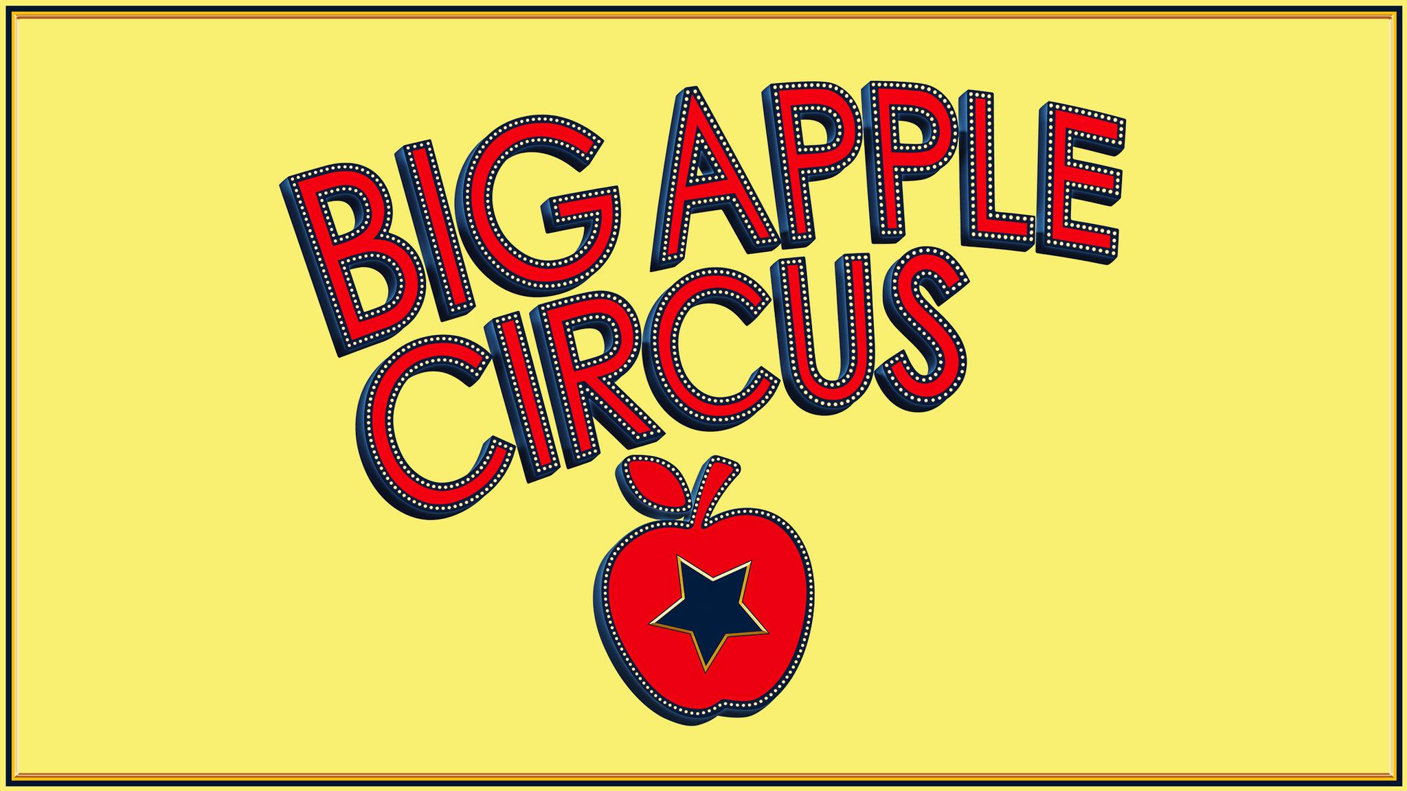 Big Apple Circus!