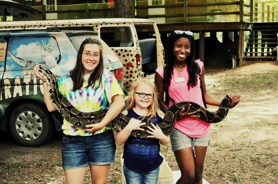Zookeepers 202- Chehaw Summer Camp