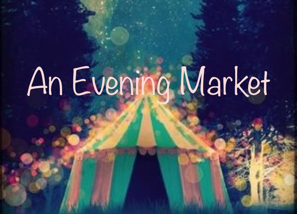 An Evening with The Pop Up Market