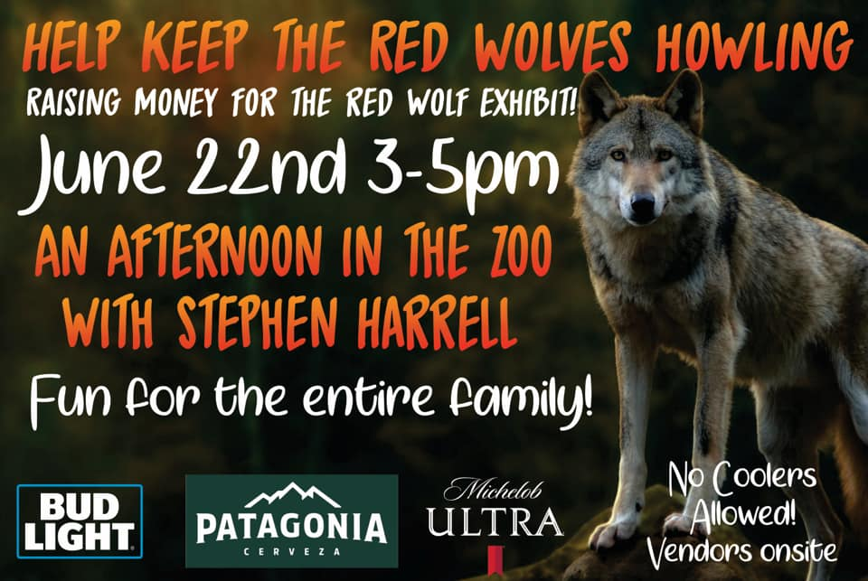 Keep the Red Wolves Howling