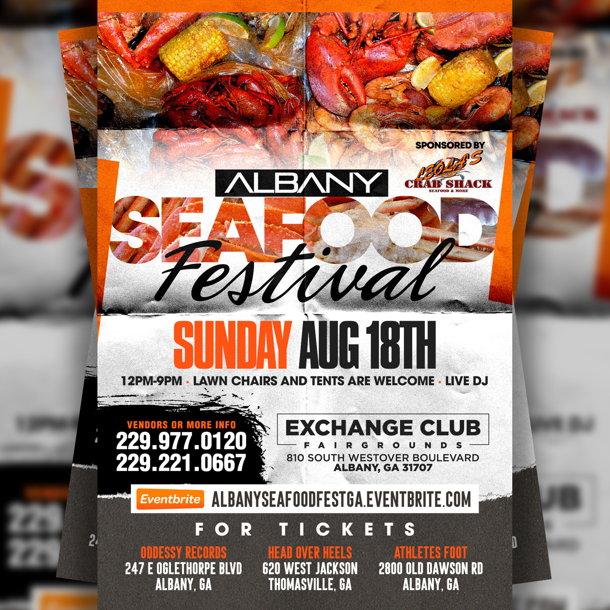 Albany Seafood Festival