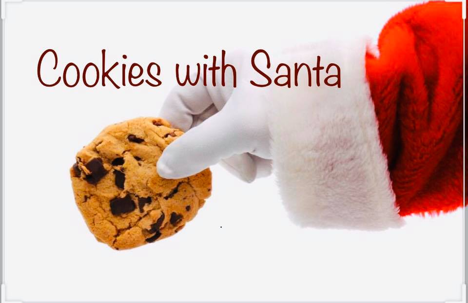 Cookies with Santa & The Pop Up Market