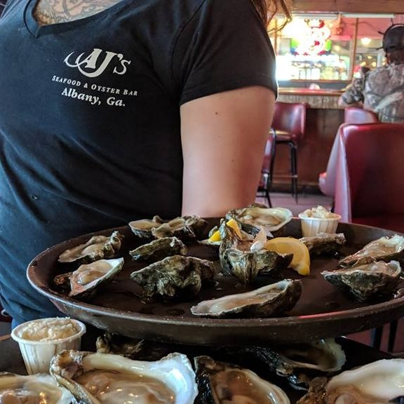 A.J.'s Seafood & Oyster Bar