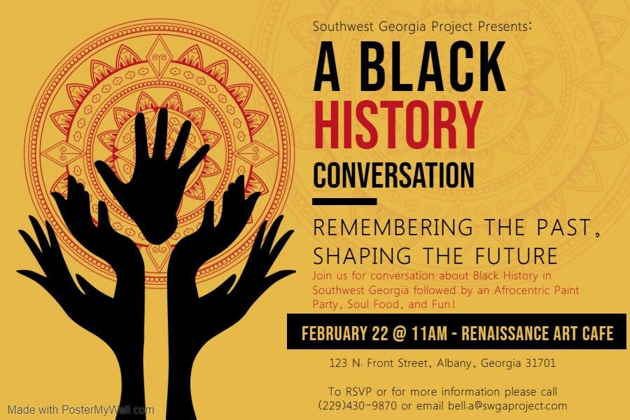 A Black History Conversation