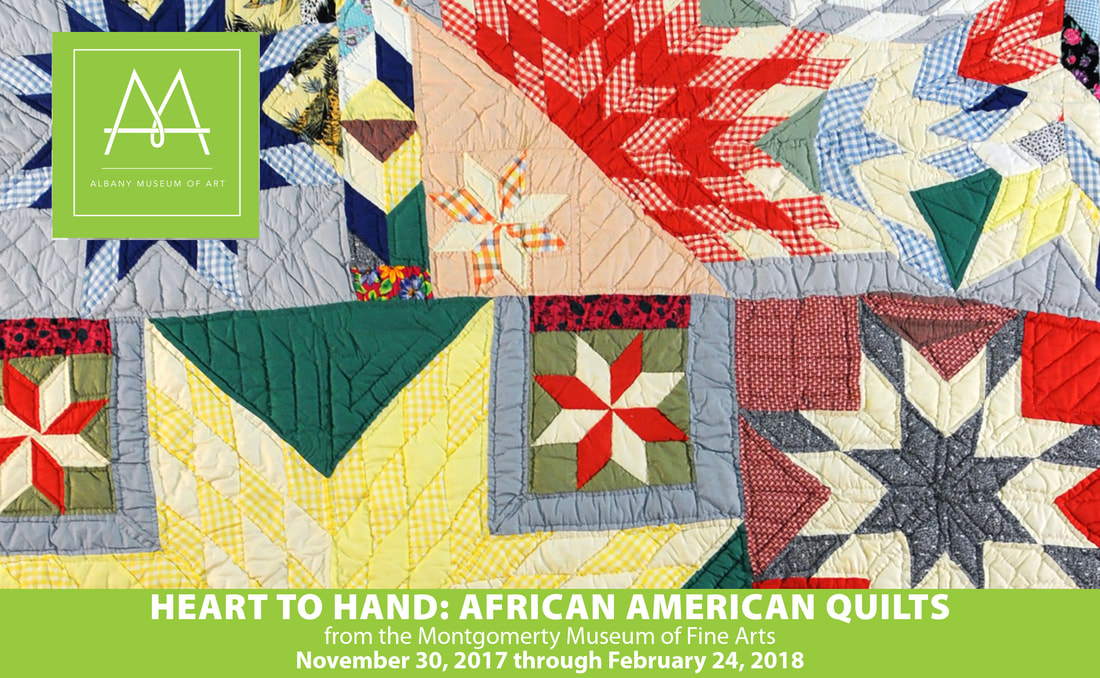 From Heart to Hand: African American Quilts from the Montgomery Museum of Fine Arts