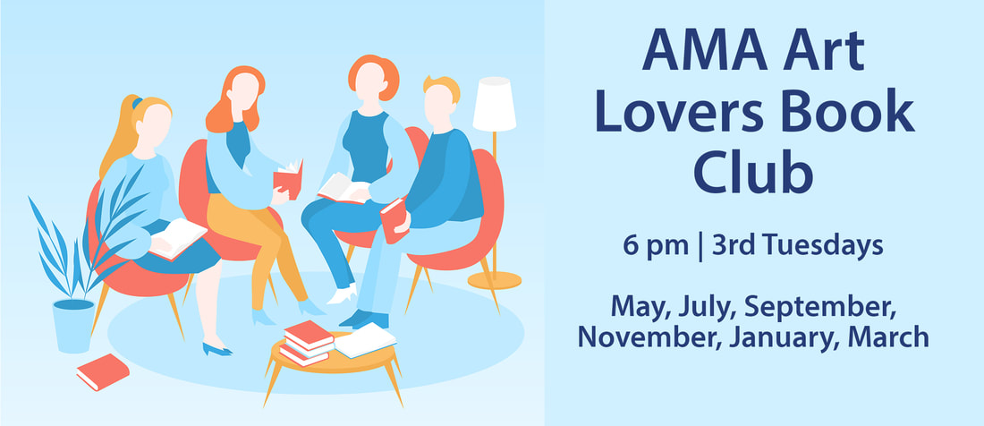 AMA Art Lovers Book Club
