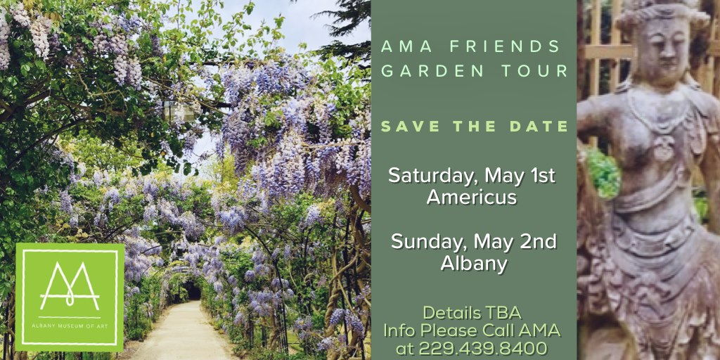 AMA Friends Garden Tour