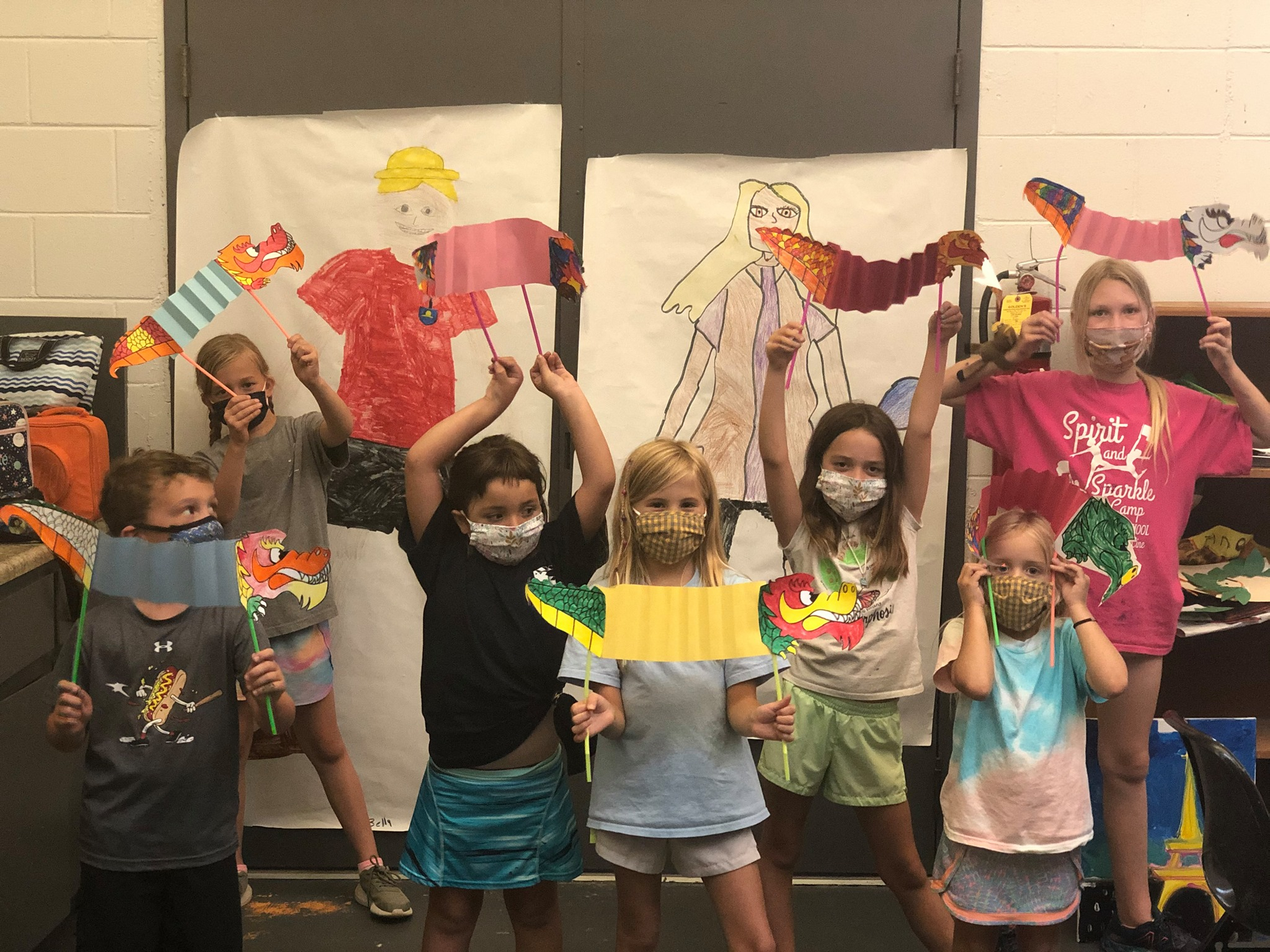 AMA Summer Art Camps