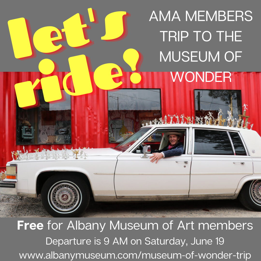 AMA Members Only Trip to The Museum of Wonder