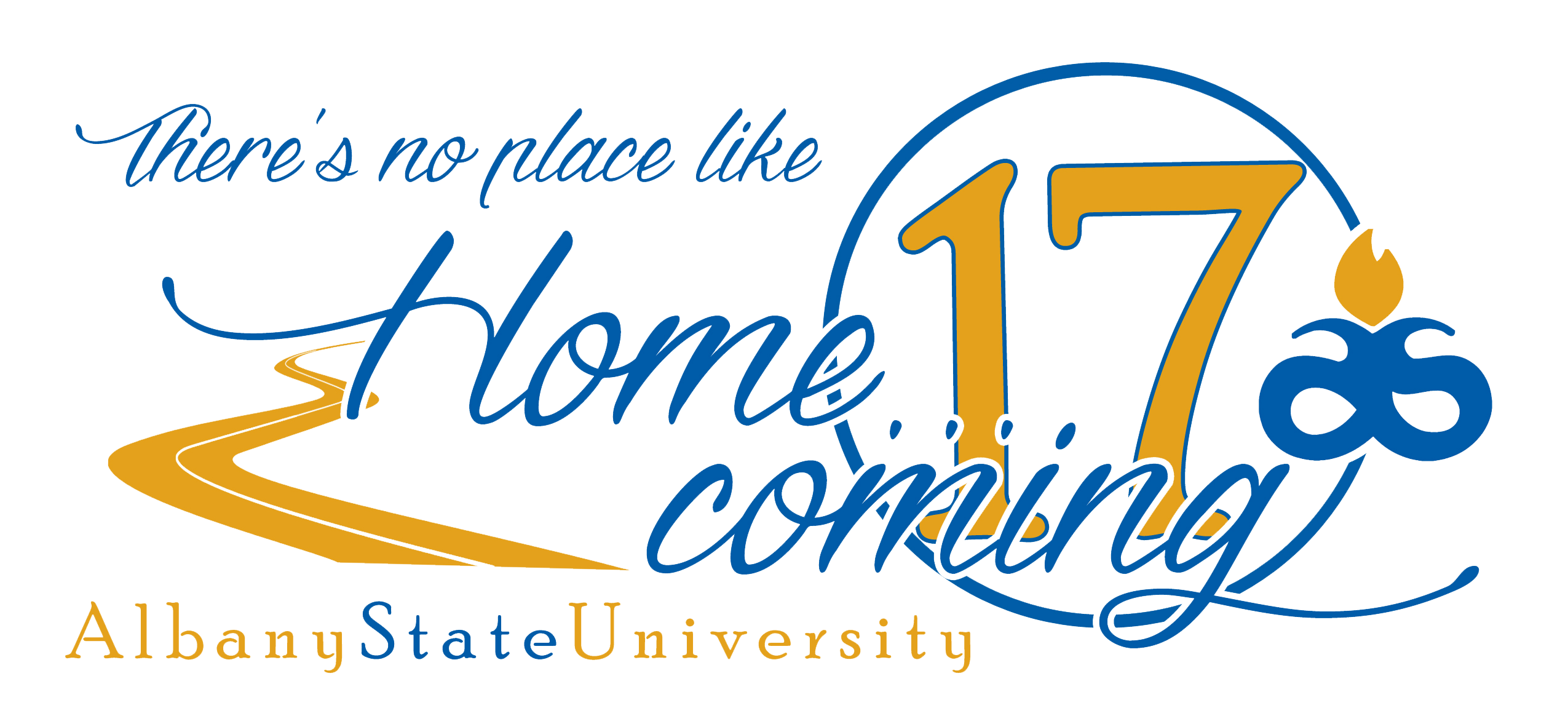 There's no place like Homecoming 17. Albany State University.