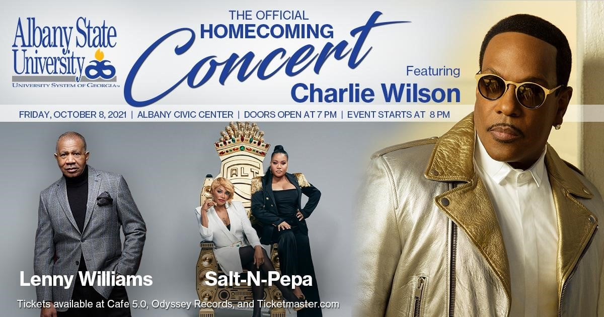 Albany State University Homecoming Concert