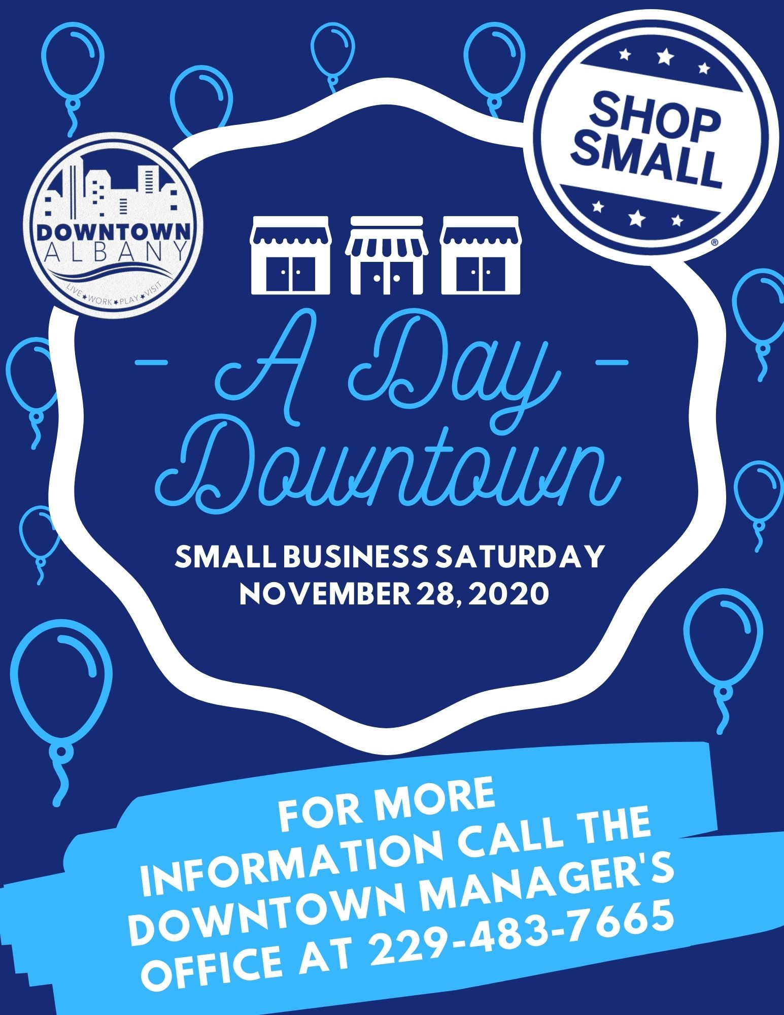 Small Business Saturday: A Day Downtown