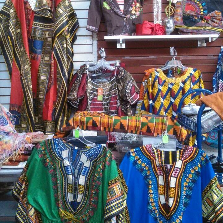 African Attire & More