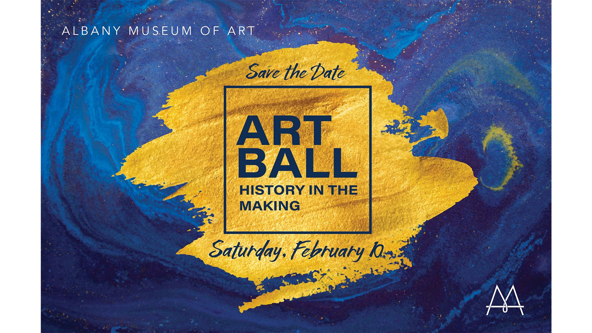 Art Ball 2018