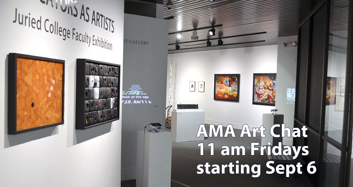 AMA Art Chat