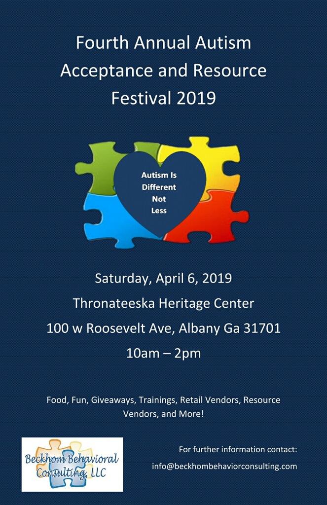 Autism Acceptance Festival