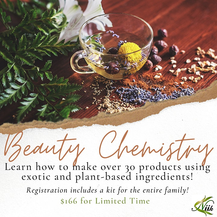 Beauty Chemistry Overnight Summer Camp at Chehaw Park