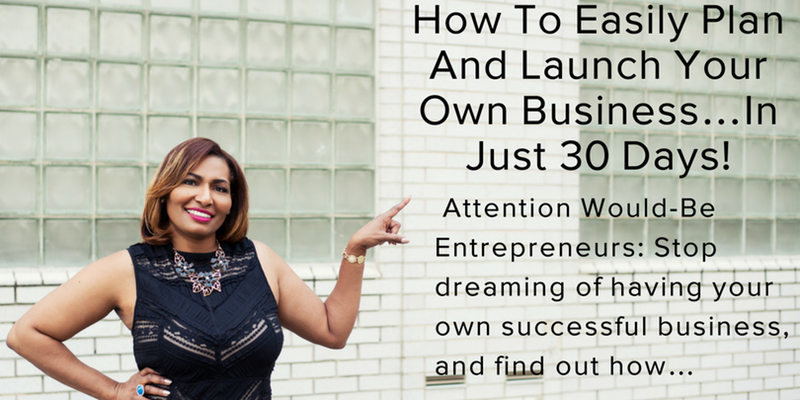 Create Your Entrepreneur Dream Life!