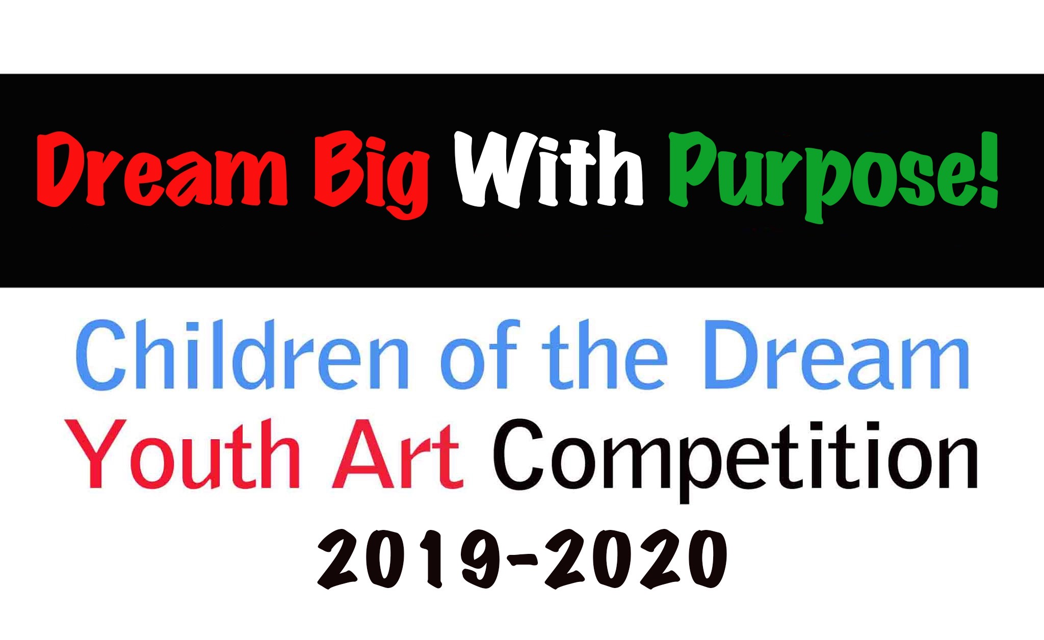 2019-2020 Children of the Dream Youth Art Competition Ceremony